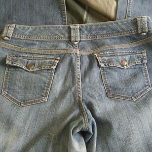 size 16 a.n.a. jeans modern fit